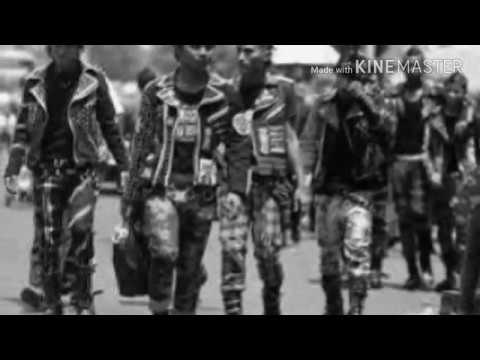 ANAK PUNK INDONESIA (cover KOMUNITAS BENDERA HITAM)