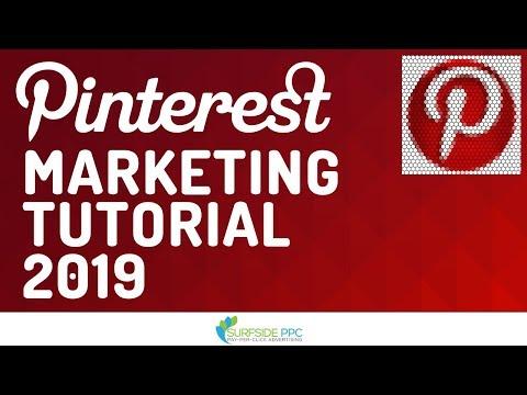 Pinterest Marketing Tutorial 2019  - Pinterest Marketing 101 Strategy Course To Grow Your Followers thumbnail