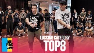 Lock Out Loud vs Old & Fat | 2v2 Locking Top8 | NTU Funk Jam 2018 | RPProds