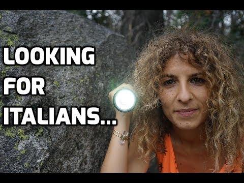 California's Historic Italian Gap Mines