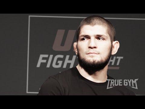 Реакция Хабиба на слова Конора / Хабиб ответил на главные вопросы перед UFC в Москве