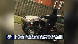 MSP trooper involved in ATV crash that killed Detroit teen resigns