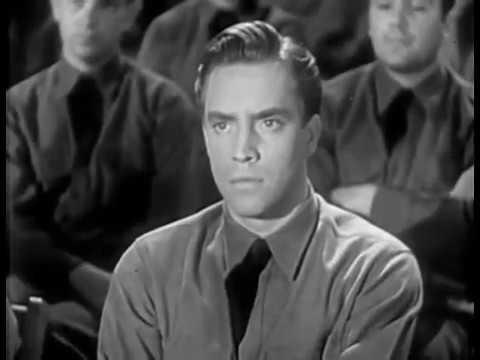 1941 PARACHUTE BATALLION - Robert Preston, Edmond O'Brien, Buddy Ebsen - Full movie thumbnail