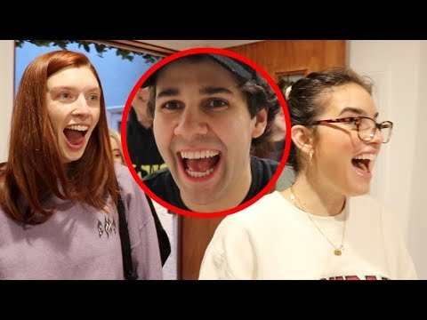 SURPRISING VLOG SQUAD WITH MY NEW HOUSE!!