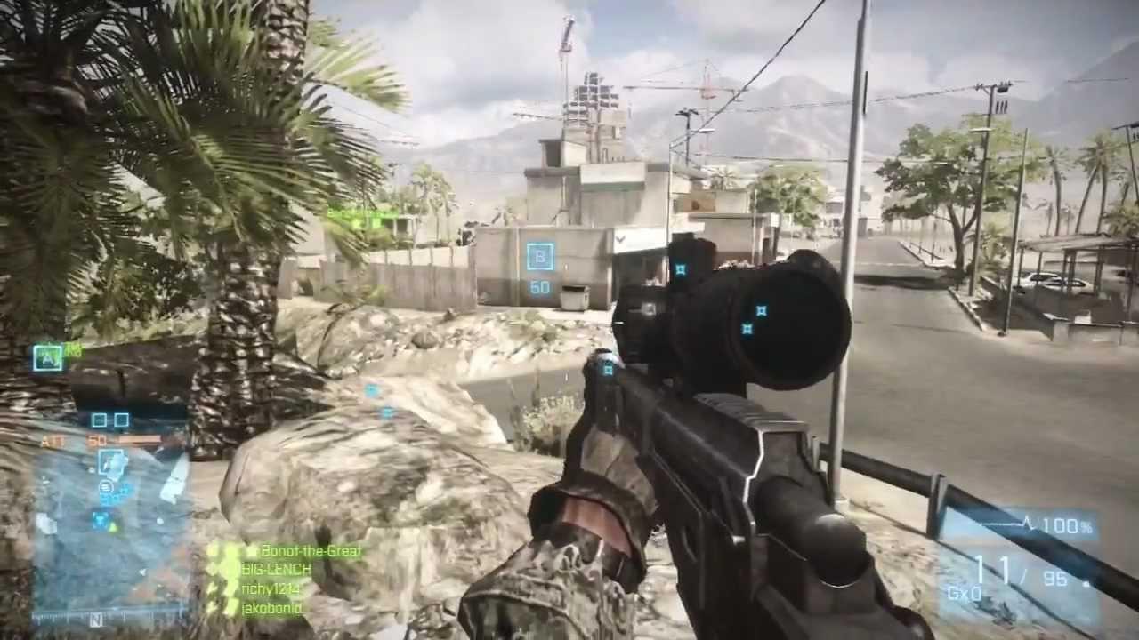 sat Battlefield games