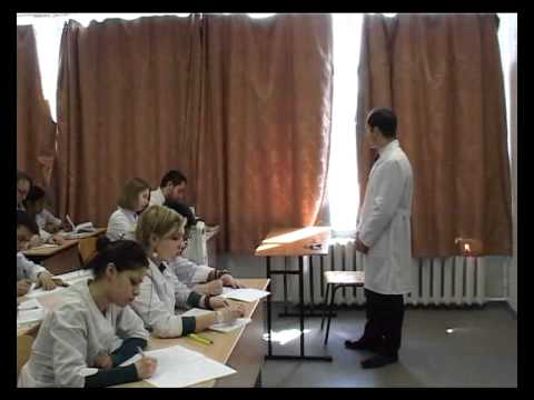 Фильм к юбилею медицинского факульт. (на русском языке)