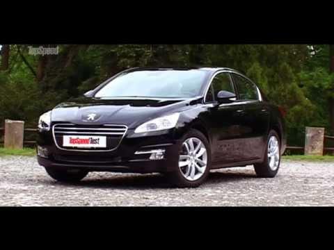 Peugeot 508 – TopSpeed Test