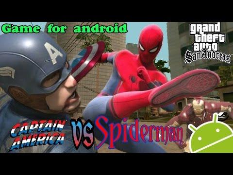 Spiderman 3 Mod For Gta San Andreas