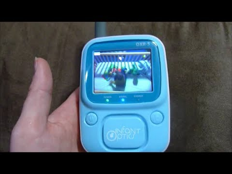 Review of Infant Optics DXR-5 - Best Video Baby Monitor