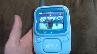 Review of Infant Optics DXR-5 - Best Video Baby Monitor for the Price! Economical Quality!