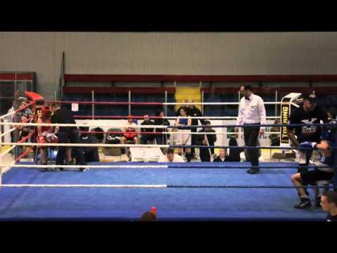 Gants de Bronze  Jad Khabbaz vs Marc Olivier Gourde