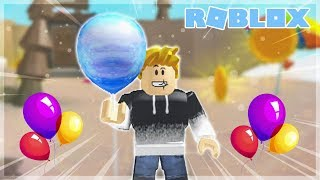 UN BALLON COULEUR GALAXIE ? - Simulateur de ballonRoblox ( Codes )