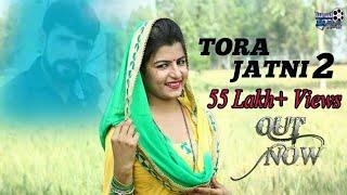 टोरा जाटनी  2 , Tora Jatni  2 ,Haryanvi Song 2018,Sandeep Foji \u0026 Aarzoo,TR, Sheela Haryanvi \nDj Song