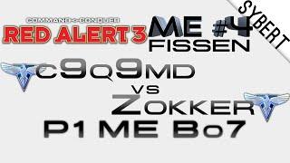c9q9md a vs zokker a p1 main event 4 bo7 red alert 3