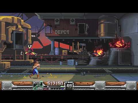 Wild Guns Reloaded Clint Easy Run (Failure) |