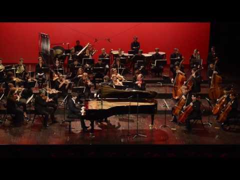 Saint-Saëns: Piano concerto n°5 - A. Kantorow / OCNE / N. Krauze