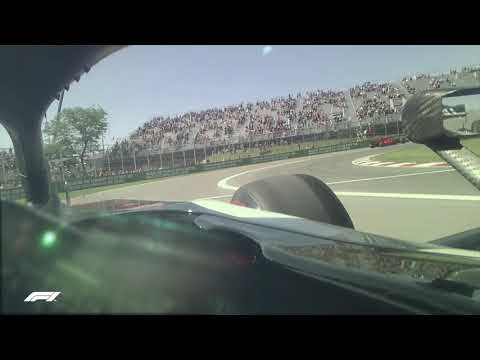 F1 DRIVER'S EYE VIEW: A Unique View Of Circuit Gilles Villeneuve