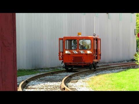 dimanche le 17 sept 2017 Sortie Railfanning musée exporail a Delson