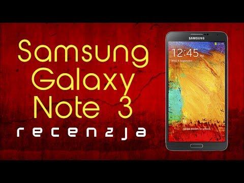 [Mobileo #65] Recenzja Samsung Galaxy Note 3 | TEST PL