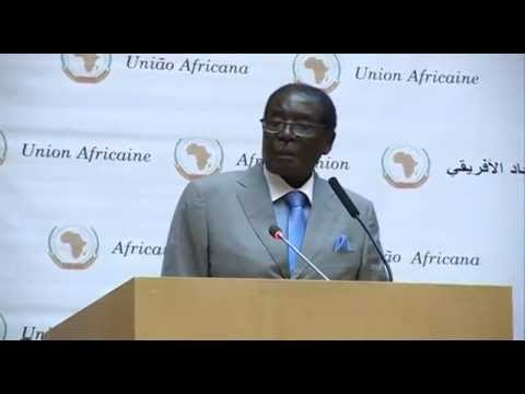 Statement of H.E. Robert Mugabe, President of the Republic of Zimbabwe