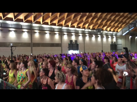 BETO ZUMBA FITNESS LIVE FROM RIMINI WELLNESS 2017