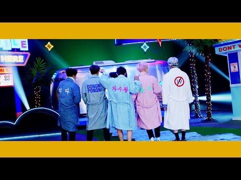 [MV] 하이라이트(Highlight) - 얼굴 찌푸리지 말아요(Plz don't be sad) Performance ver.
