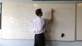 General Solution: Combining Solutions