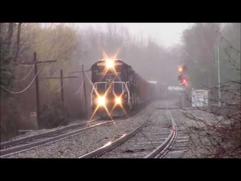 HD Pan Am Trains In Massachusetts & New Hampshire April 2020 Part 1