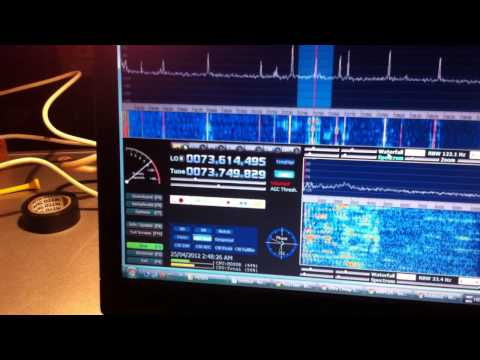 Ultra-cheap SDR: HF with RTL2832U (RTL-SDR) and transverter
