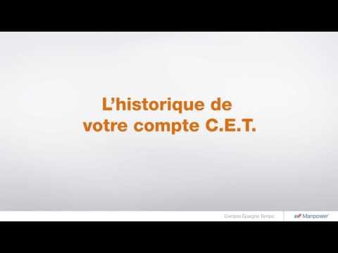 Manpower : Le Compte C.E.T (Compte Epargne Temps)