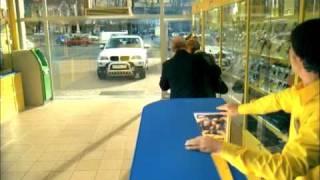 Авария Ксении Собчак - Кинограф для Евросети