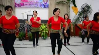 Tarian Dance Maumere / Gemu Fa Mi Re - GPIB Immanuel Depok