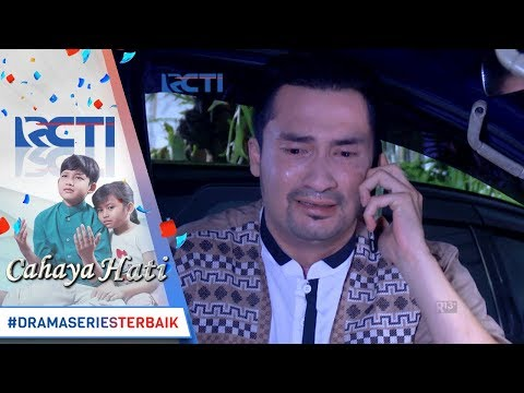 CAHAYA HATI - Barong Kasih Kabar Ke Della Kalo Galih Meninggal [8 November 2017]