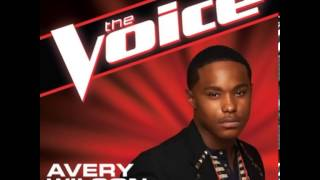 "Avery Wilson: ""Without You"" - The Voice (Studio Version)"