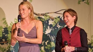 2017 Stand Together Banquet   Thorns FC give special player awards