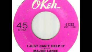 Major Lance - I Just Can