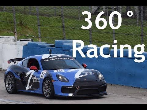 Porsche RACING! [360º] - Sebring 2017 (part 1)