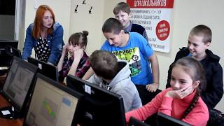 Изучаем анимацию на компьютерных курсах для школьников в Могилеве