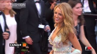 "Blake Lively Style on the Red Carpet ""CANNES FESTIVAL 2014"""