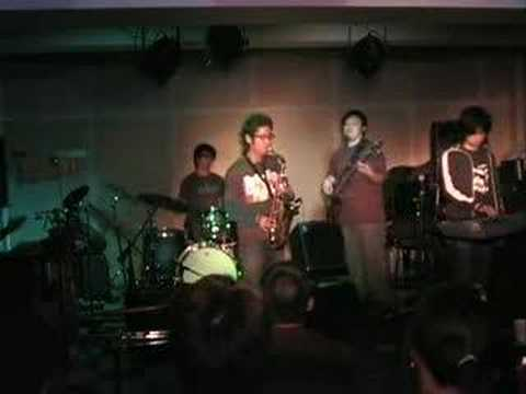 2007.4.24.wally's funk night@Miles'Cafe
