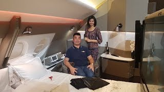 Singapore Airlines NEW FIRST and BUSINESS Class Products Unveiled