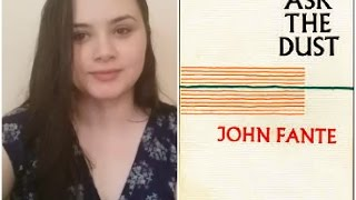 Ask the Dust by John Fante - Book Review / Pergunte ao Pó  (COM LEGENDAS EM PORTUGUÊS E INGLÊS)