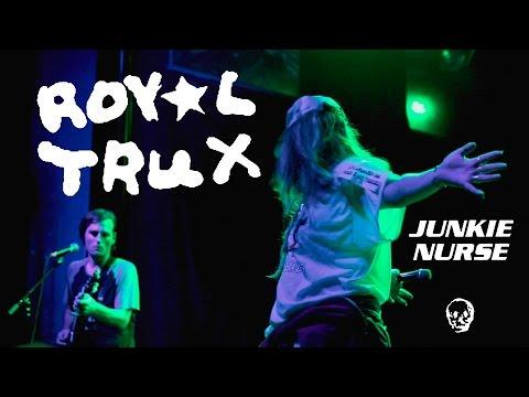 "Royal Trux ""Junkie Nurse"" LIVE @ Berserktown II, Santa Ana, CA 8/16/15"