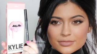 One of Laura Black's most viewed videos: FIRST IMPRESSIONS: Kylie Jenner Lip Kit Koko K
