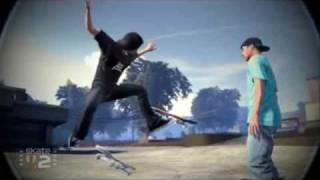 Skate 2: Top 10 PS3 Uploads from Skate 2 Reel