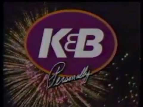 1986 k b drug store commercial super celebration youtube. Black Bedroom Furniture Sets. Home Design Ideas
