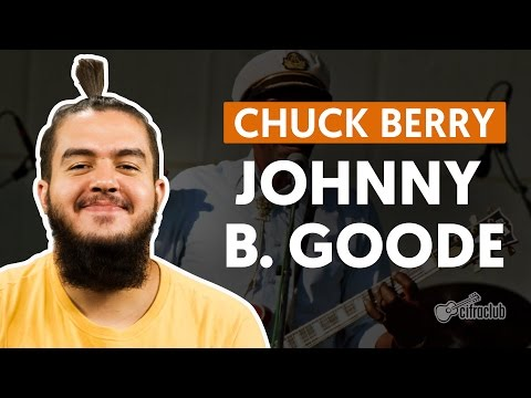 Johnny B. Goode - Chuck Berry (aula de guitarra)
