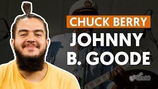 johnny b goode chuck berry aula de guitarra