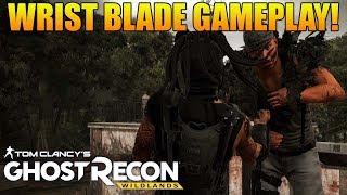 PREDATOR WRIST BLADE GAMEPLAY! | Predator Pack Review, Worth 2600 Credits? | (Ghost Recon Wildlands)