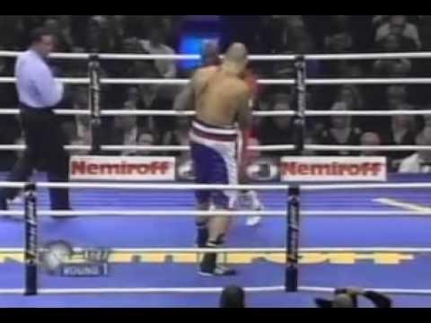 Evander Holyfield vs Nikolai Valuev Part 1 of 6